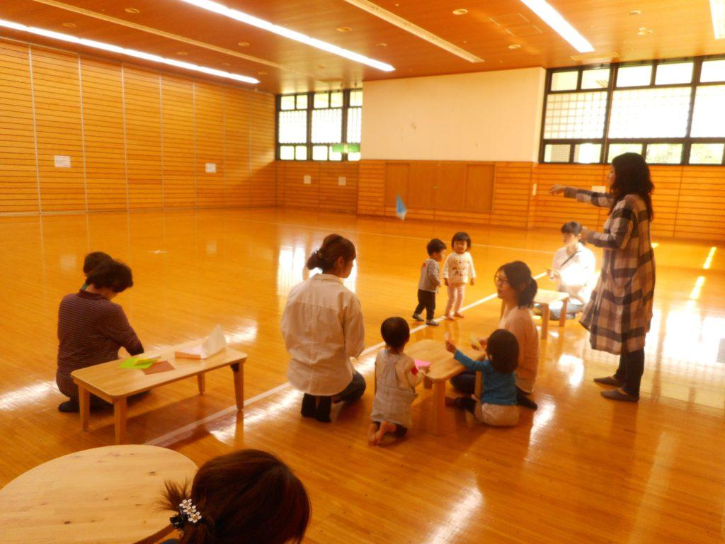 紙飛行機教室4